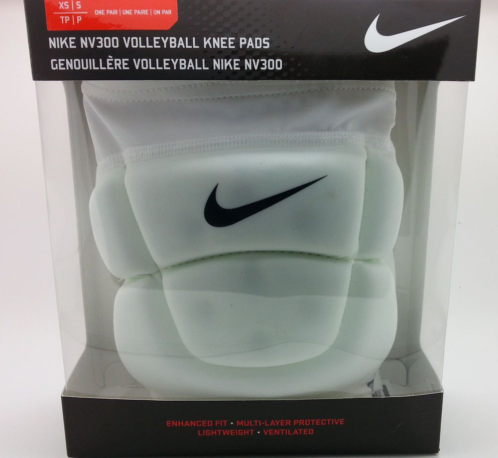 Nike Nv300 Volleyball Knee Pads Xs S New Volleyball Knee Pads Knee Pads Volleyball