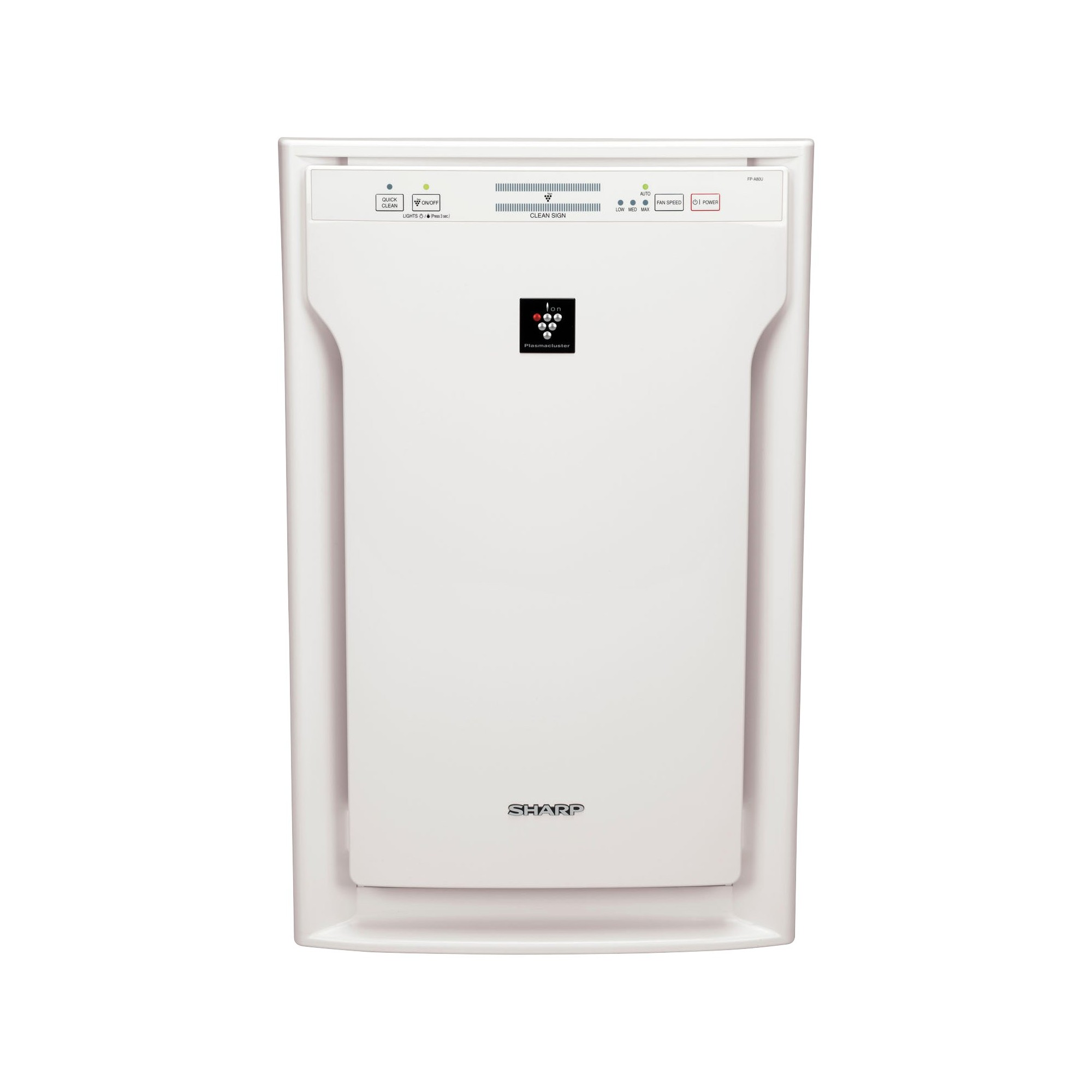 Sharp Plasmacluster Air Purifier with HEPA Filter FPA80UW