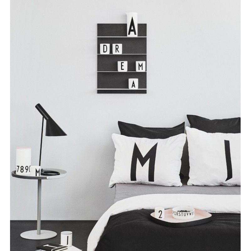 Design Letters Pillowcase: Pillowcases with personalised letter from Design Letters  The    ,