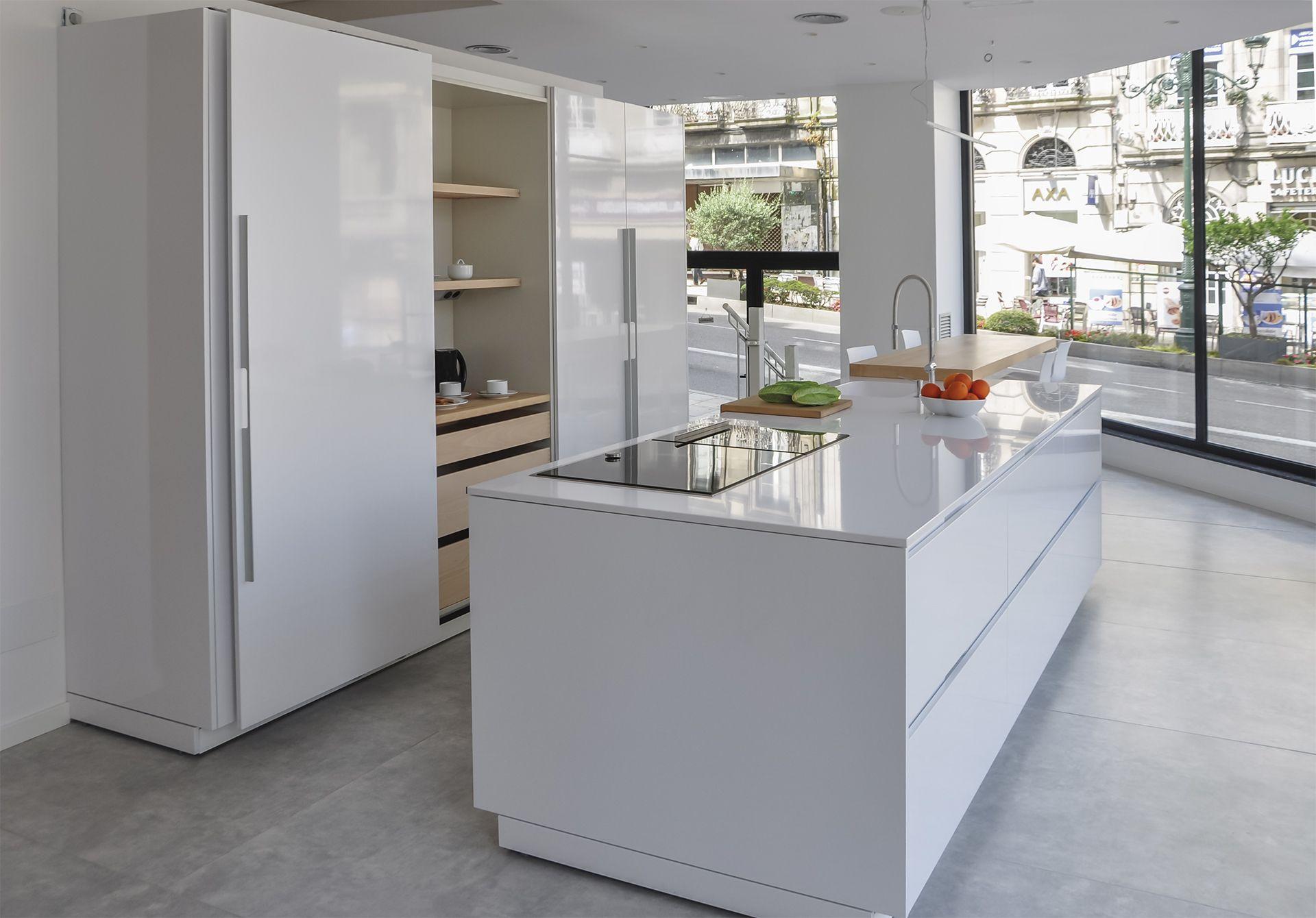 Santos kitchen santos vigo nueva tienda exclusiva de la - Lamarca vigo ...