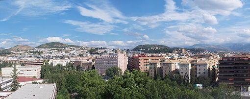 Grenade (Espagne) — Wikipédia