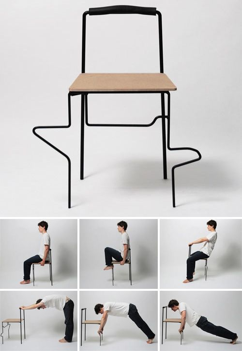 Tai Chi Chair Is A Dead Simple Exercise Chair Tai Chi Tai Chi Qigong Qigong Exercises