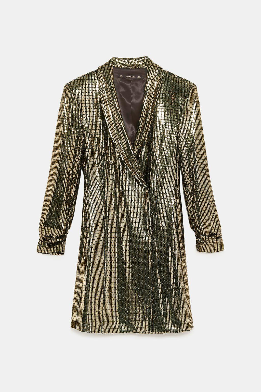 b458cc93 Blazer dress in 2019 | Matters of Style | Tuxedo dress, Blazer dress ...