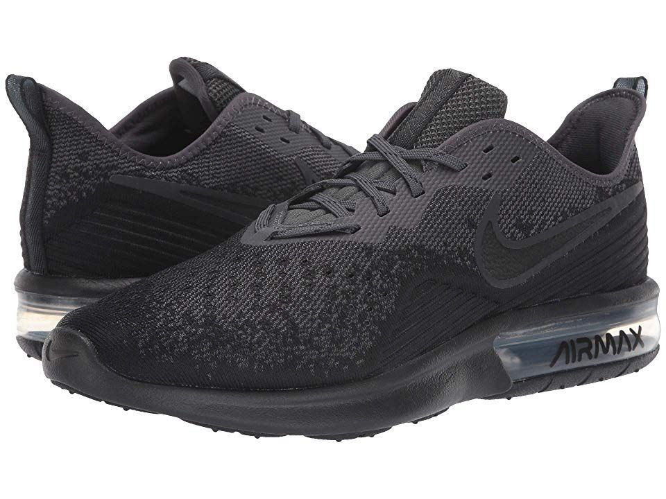 Nike Air Max Sequent 4 (BlackBlackAnthracite) Men's