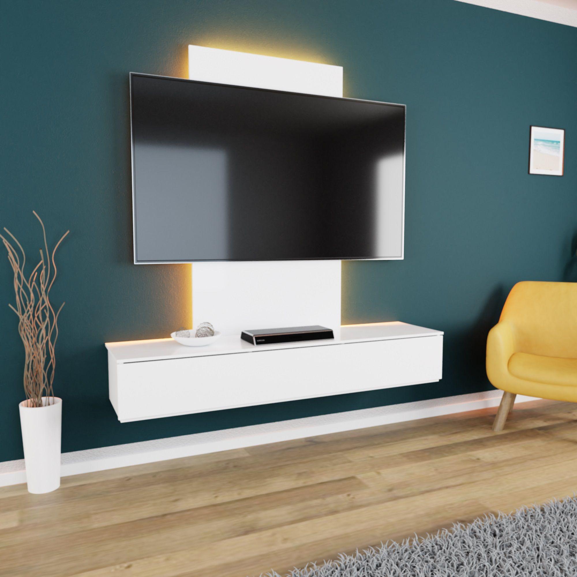 Design Tv Lowboard Velan Tv Mobel Led Lowboard Wohnzimmereinrichtung