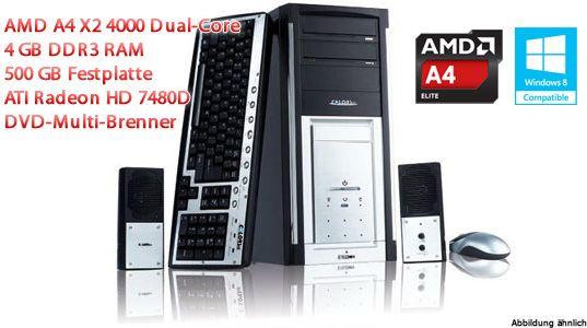 Pc Amd A4 X2 4000 Dual Core 3 2 Ghz Gunstig Mit Vodafone Power Spar Vertrag Von Talkline Mobilcom Debitel Festplatte Vertrag Handy