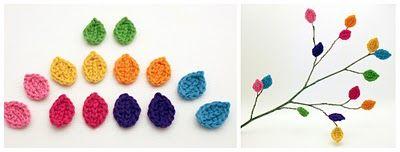 some crochet patterns. @Pam Bruns