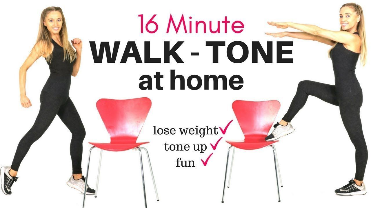 WALK AT HOME WEIGHT LOSS WORKOUT AND FULL BODY CHAIR EXERCISE ...