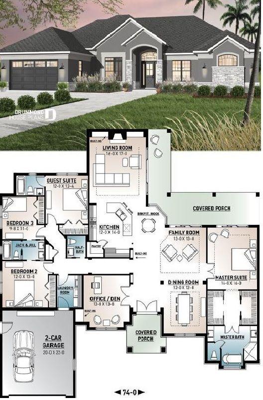 épinglé Sur House Plans