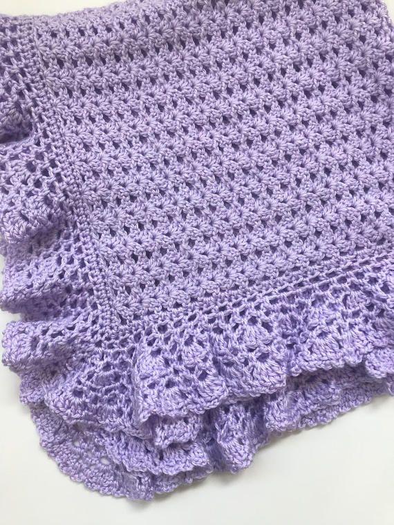 Crochet Pattern Crochet Baby Blanket Pattern Baby Blanket Pattern