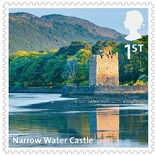 A first class portrait of Britain: From A to Z, stamps of landmarks that are worth writing home about