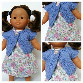 A favourite dolls cardigan
