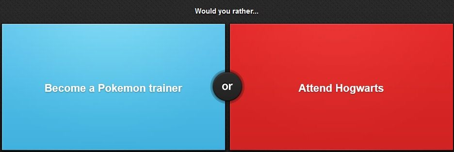 would u rather really hard - Google Search | Would u