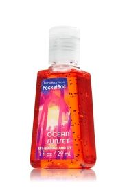 Ocean Sunset Pocketbac Sanitizing Hand Gel Anti Bacterial Bath