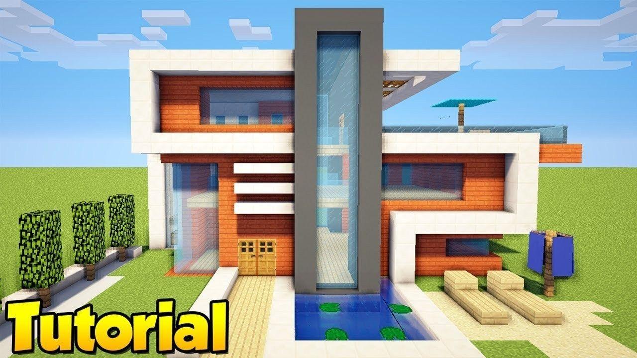 56 HQ Pictures Minecraft Casas Modernas   Minecraft ...