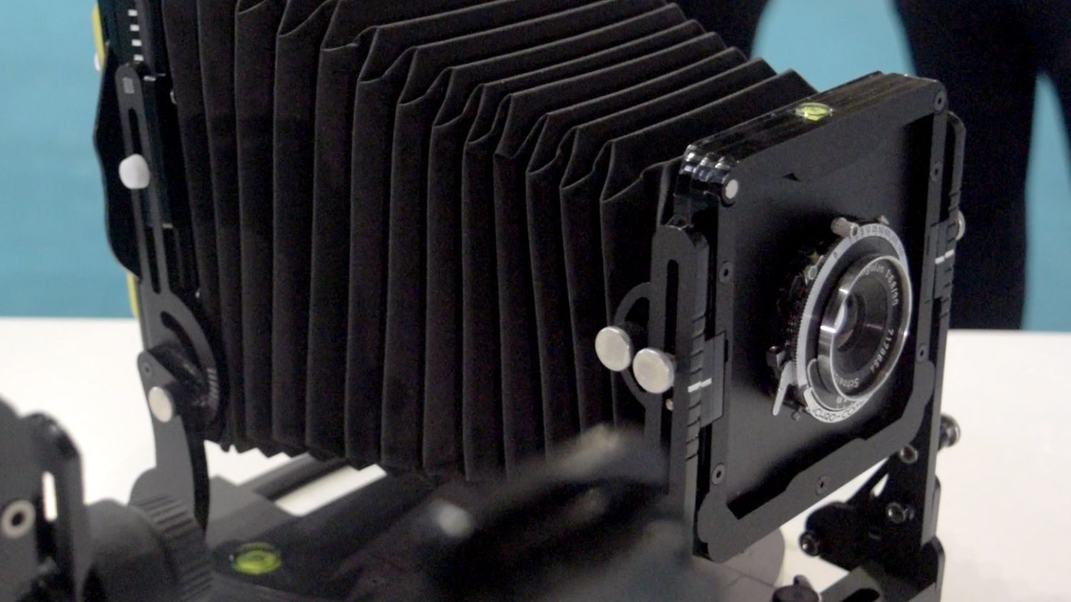 Diyp takes a look at the new chroma 4x5 large format