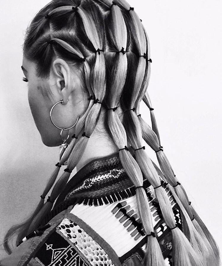 Hair editorial fashion inspiration #editorialfashion