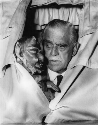 I loved scary movies as a kid. Boris had THE voice..L'acteur Boris Karloff