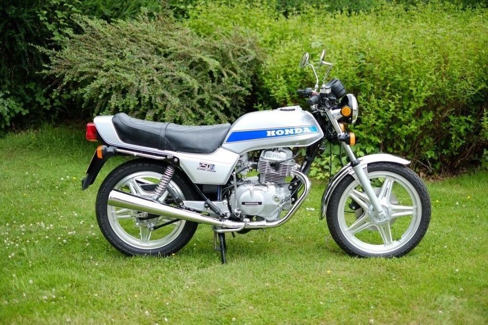 Ebay 1979 Honda 250 Super Dream Honda Classic Motorcycles Old Honda Motorcycles
