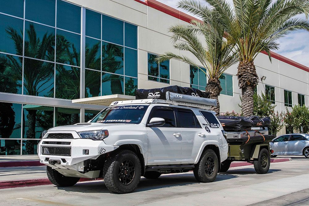 2016 Toyota 4Runner Accessories >> Pin On Off Roading Vehicles