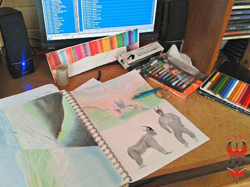 area de dibujo... necesito mas espacio jajajaja.