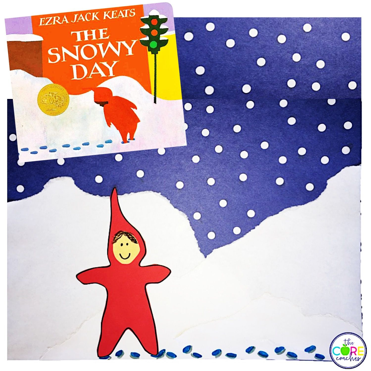 The Snowy Day Interactive Read Aloud Lesson Plans And
