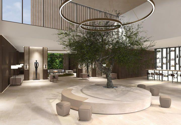 Cosa Significa Arredare Un Hotel Oggi Hall Design Luxury Hotel