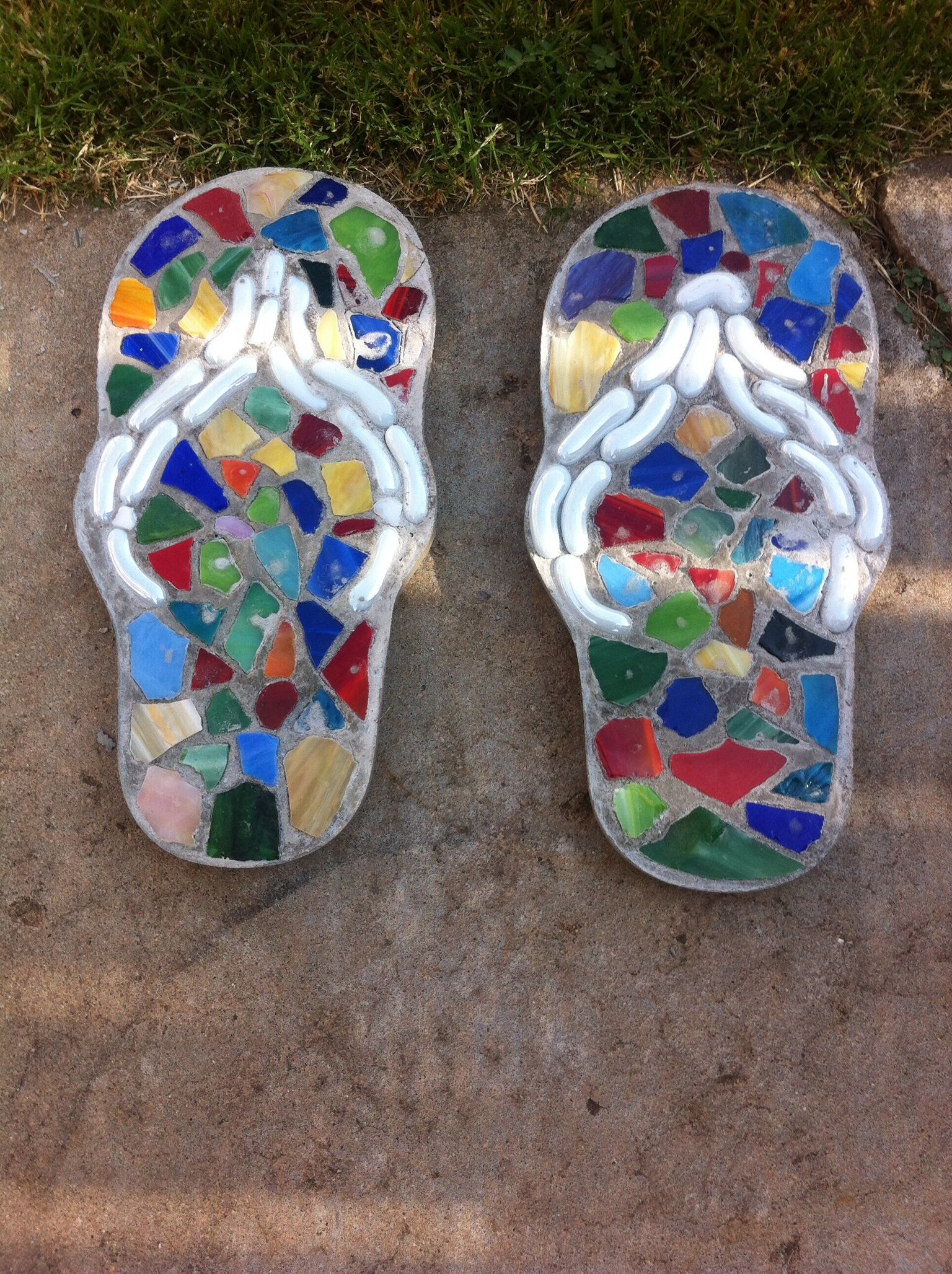 3accb0145d22 Flip flop stepping stones