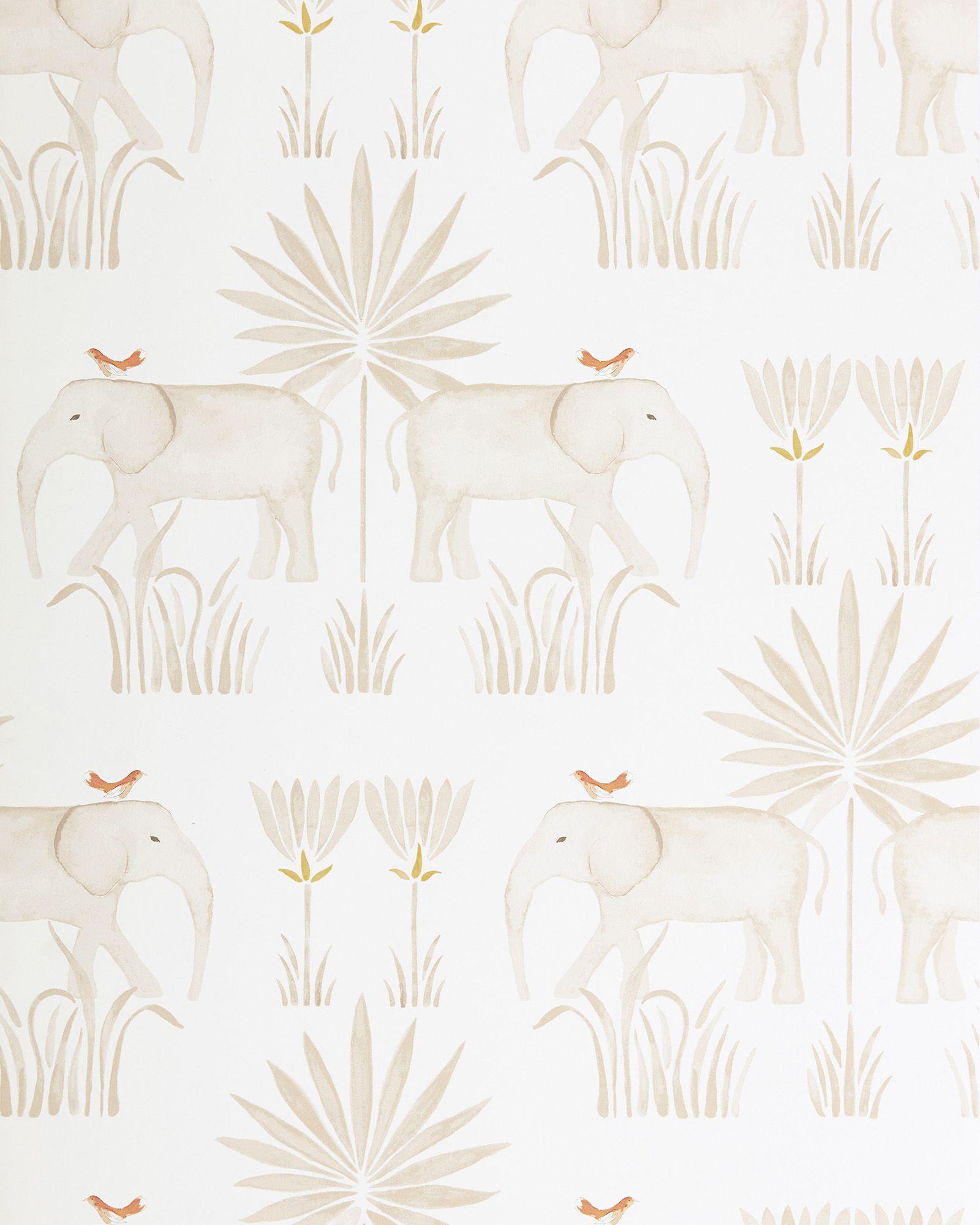 Baby Room Wallpaper Texture