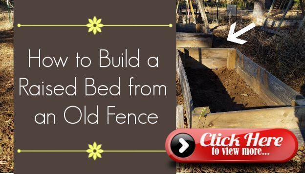 How to Build a Diy Raised Garden Bed from a Wood F How to Build a Diy Raised Garden Bed from a Wood F