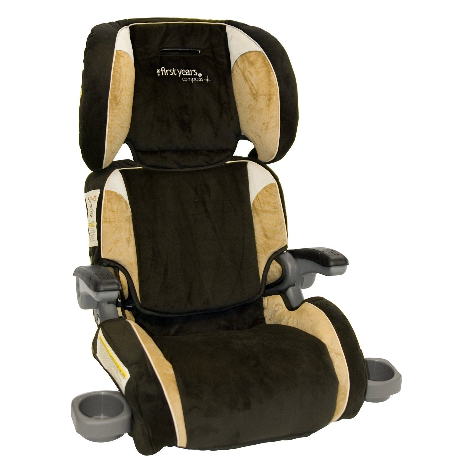 The First Years Compass B530 Booster Car Seat