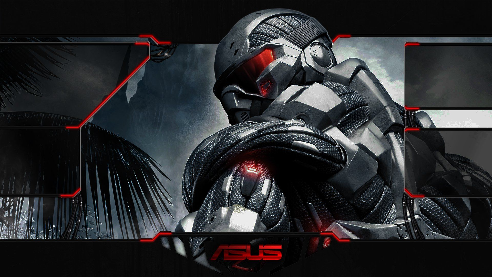 Crysis HD Wallpapers Hintergrunde Wallpaper 1920x1080 43