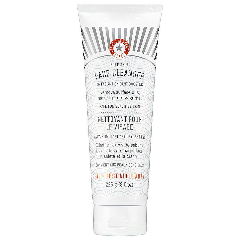 First Aid Beauty Face Cleanser Products Face Cleanser First Aid
