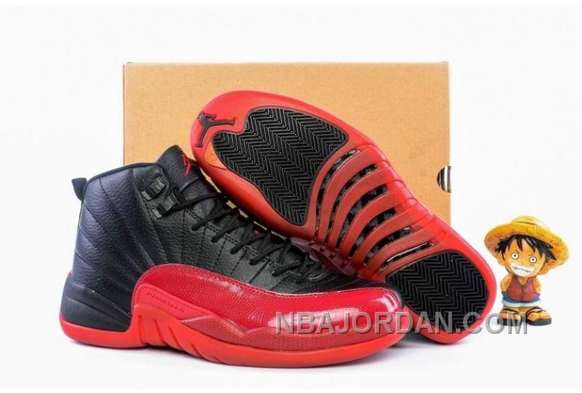 """5ade678a7b8400 Buy 2016 Air Jordan 12 GS """"Flu Game"""" Black Varsity Red Super Deals from  Reliable 2016 Air Jordan 12 GS """"Flu Game"""" Black Varsity Red Super Deals  suppliers."""