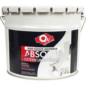 Sous Couche Universelle Absolue Oxi 10 L Couches Consoude