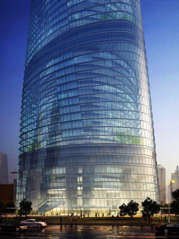 Futuristic Architecture, Future Building, Futuristic ...