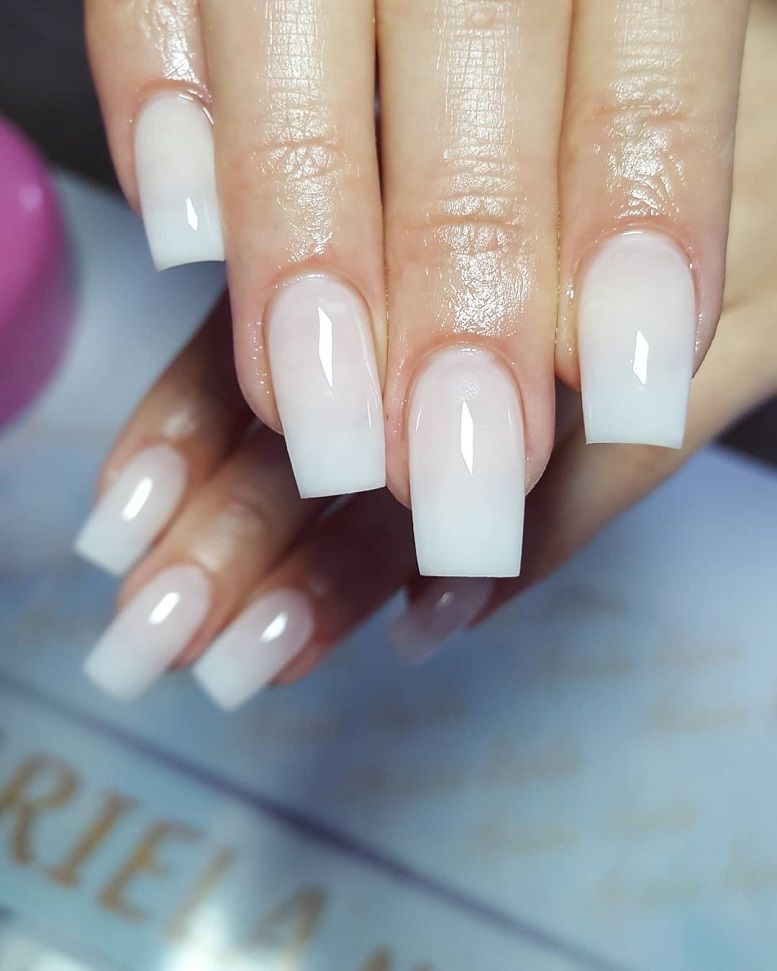 47 Beautiful Neutral Nail art design - neutral nails, nude nails ,nail acrylic ,nails #nailart #nails #manicure #nail