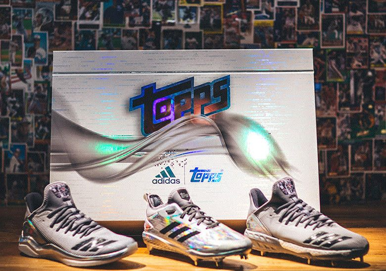 a8c063819a76d Topps adidas Baseball Cleats Where To Buy #thatdope #sneakers #luxury #dope  #fashion #trending