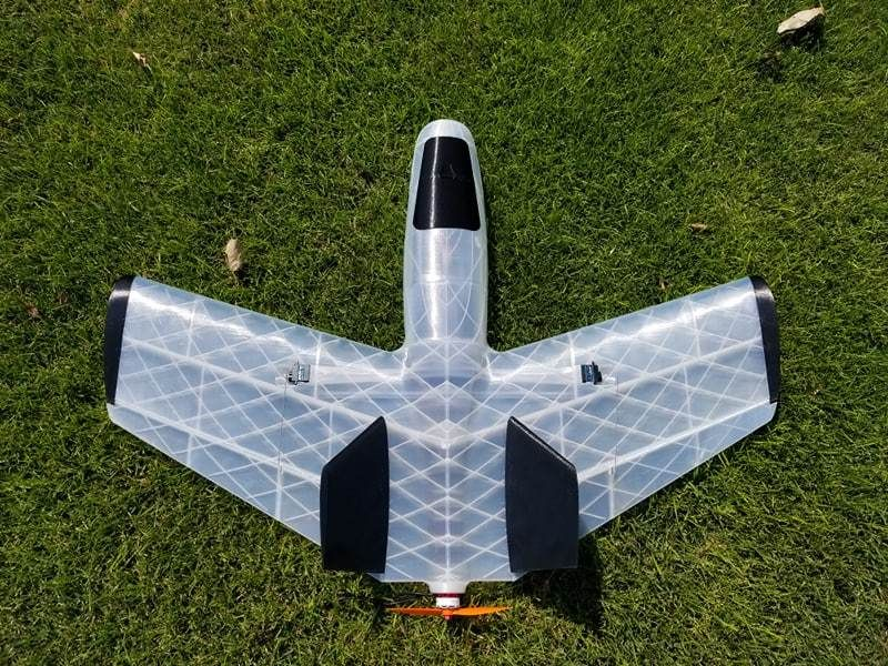 """36"""" Northern Pike RC Airplane (It Flies!) by localfiend"""