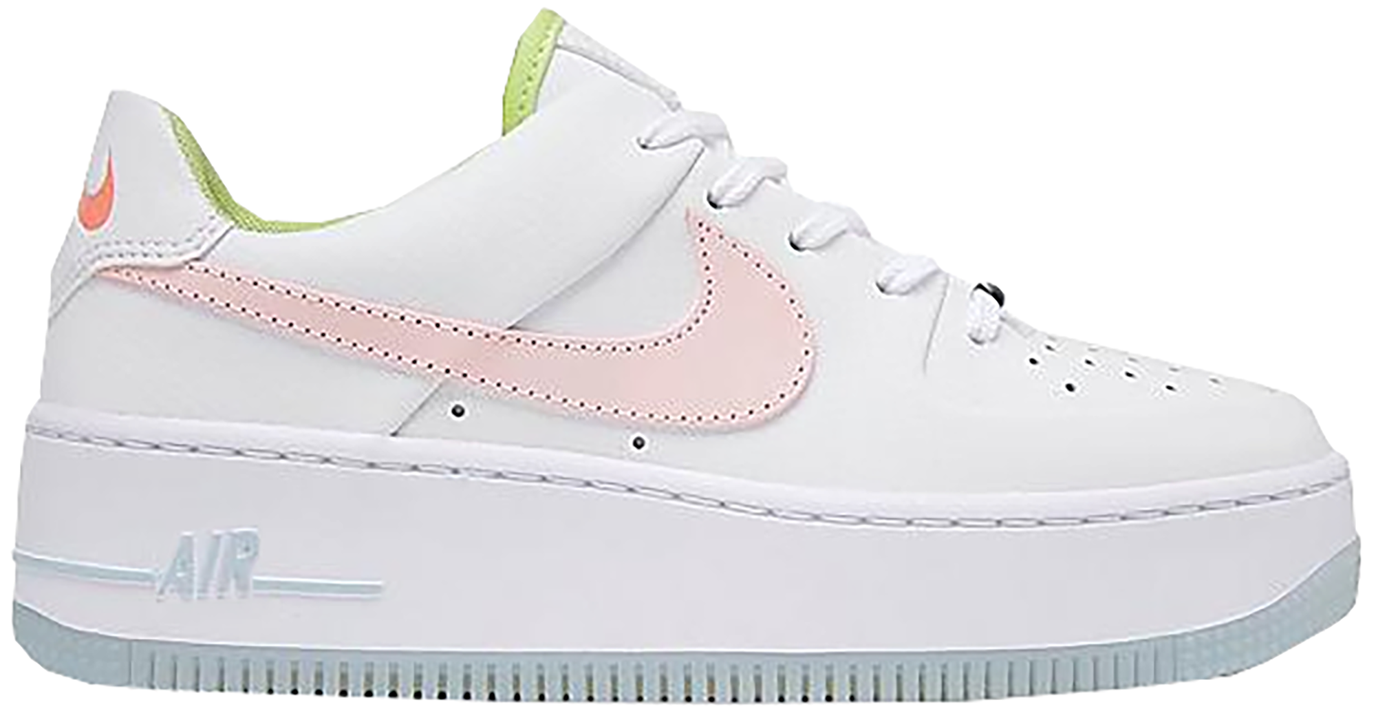 Nike Air Force 1 Sage Low One Of One W In 2021 Air Jordan Sneakers Nike Air Nike Air Force