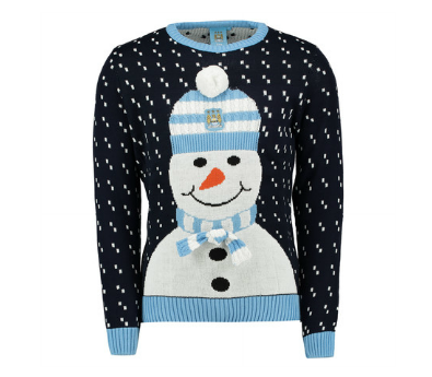 WIN a Man City Christmas Jumper Christmas jumpers