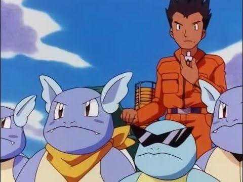 Pokemon Season 2 Episode 26 – The Pokémon Water War   right