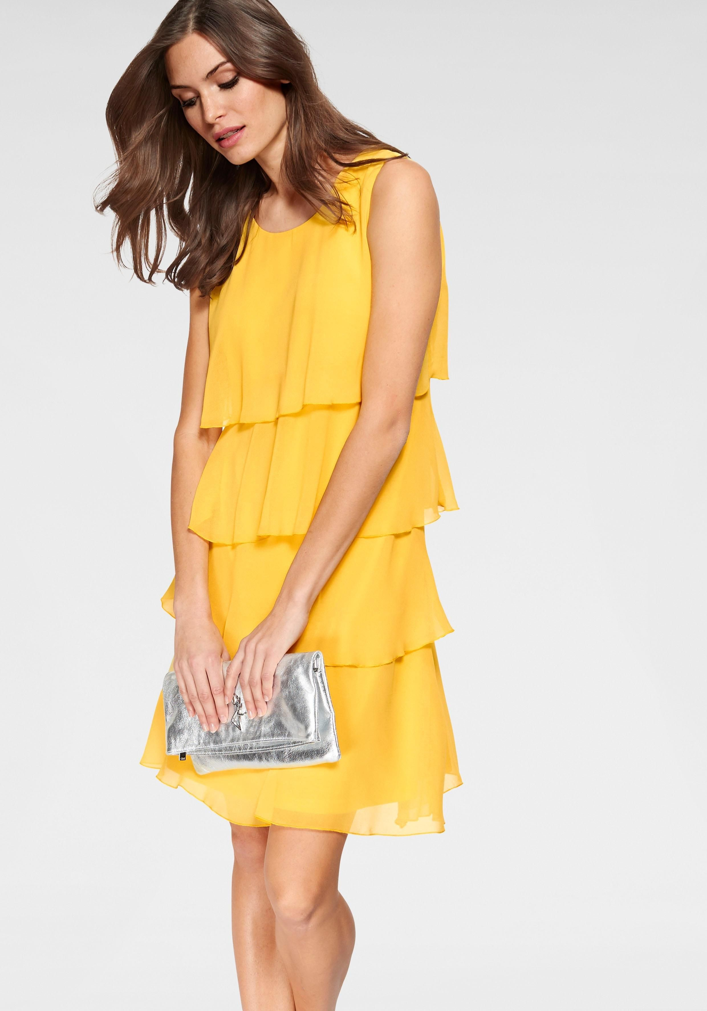 pin von i'm walking auf modetrend: gelb | sommerkleid