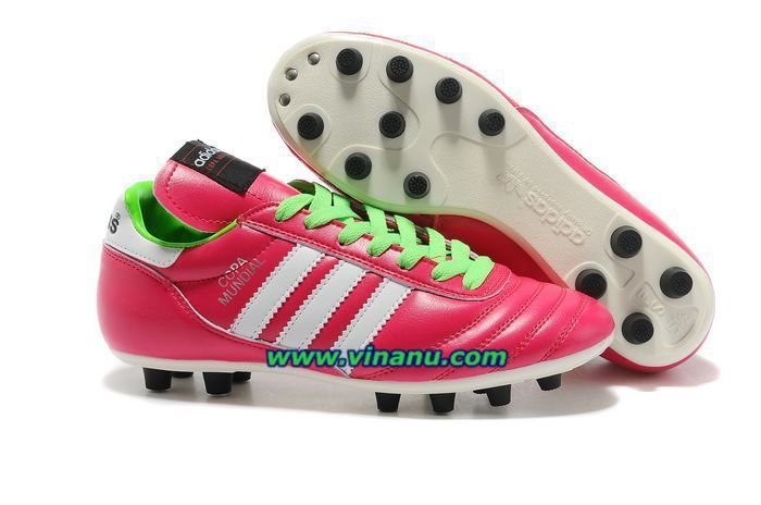 on sale 17c04 bf62a 2014 World Cup adidas Copa Mundial FG Soccer Shoes Rose form china