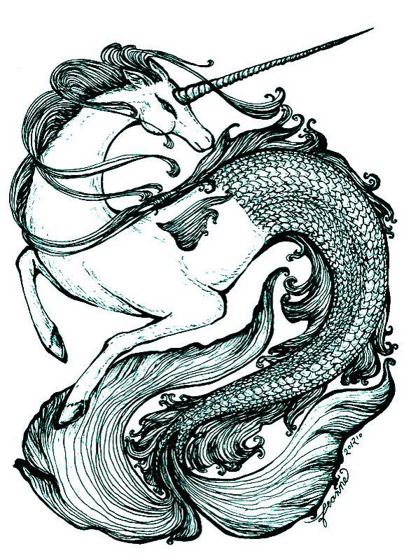 unicorn-and-capricorn