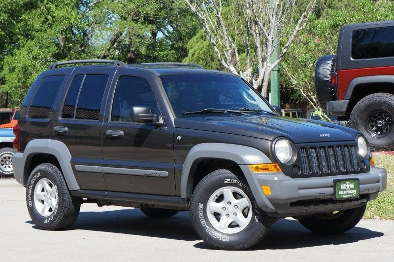 2005 Jeep Liberty 5995 JEEPS The Others Jeep, 2005