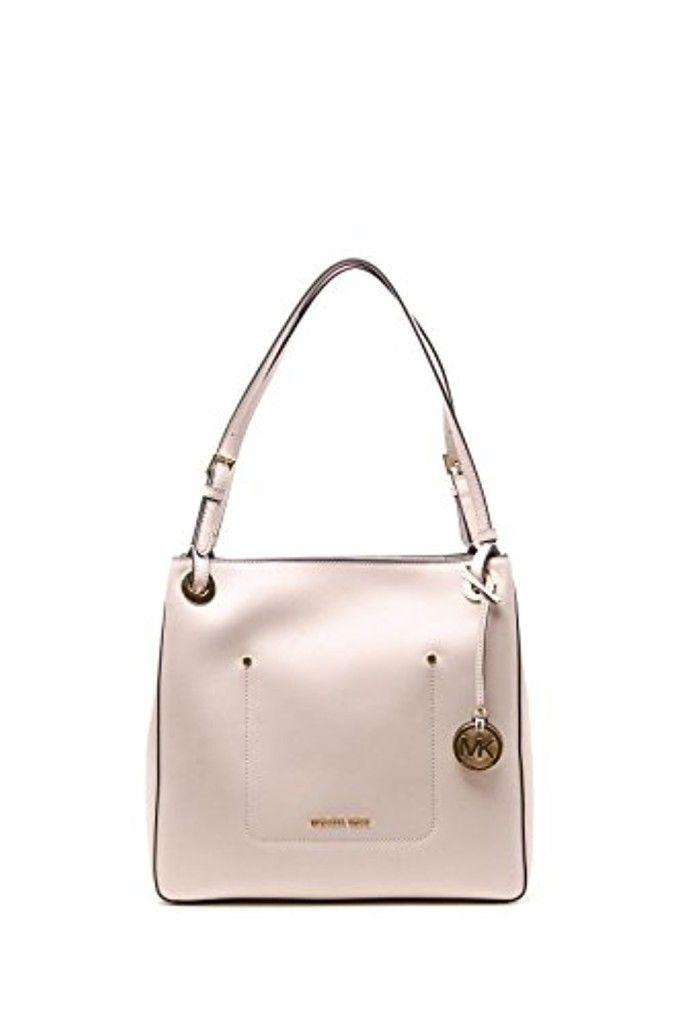 Shoulder Bag for Women On Sale, soft pink, Leather, 2017, one size Michael Kors