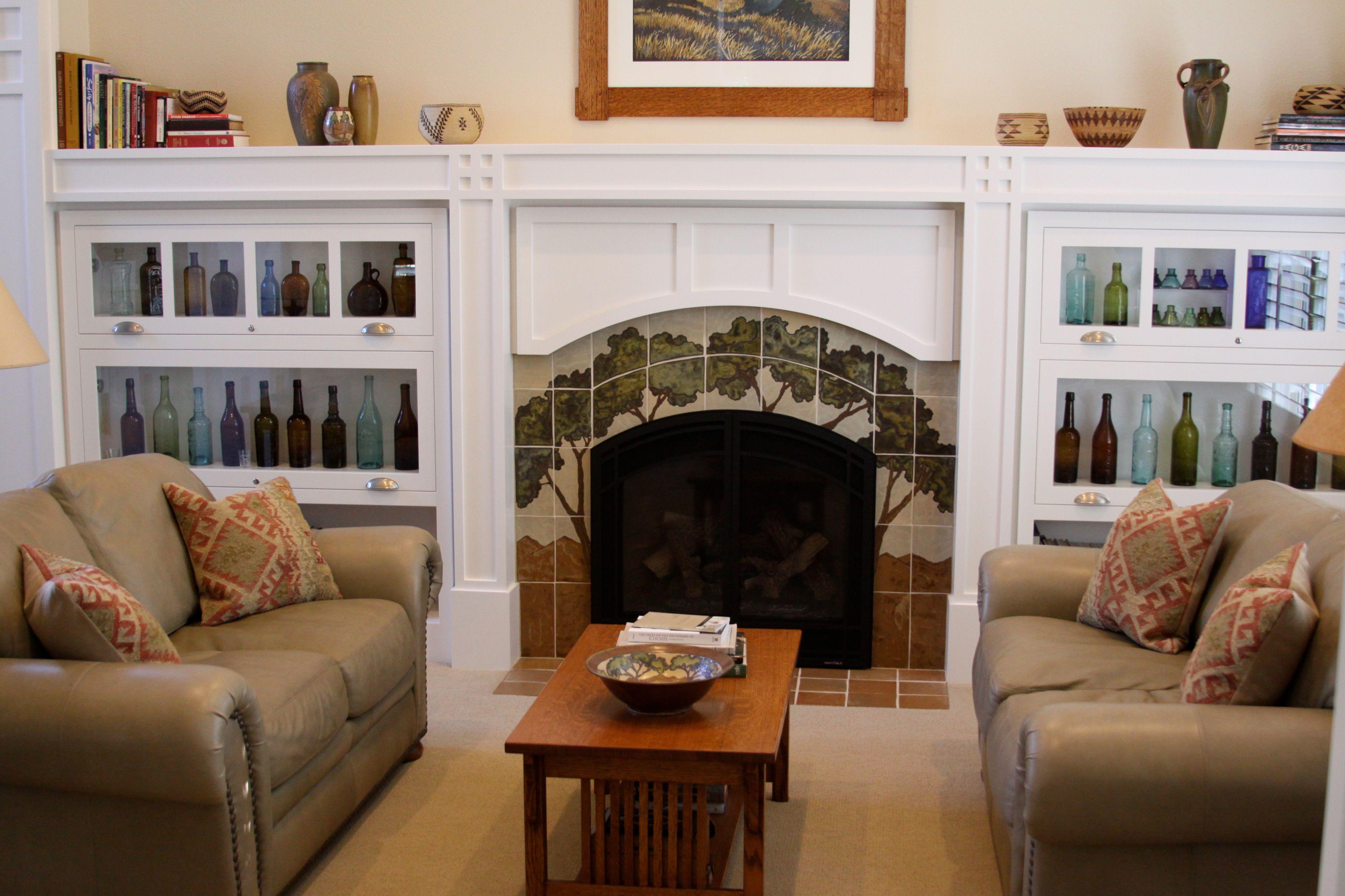 sassafrass pottery tiles arts u0026 crafts craftsman bungalow