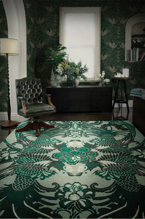 oystermag: Interview: Catherine Martin (Rug Designer for ...