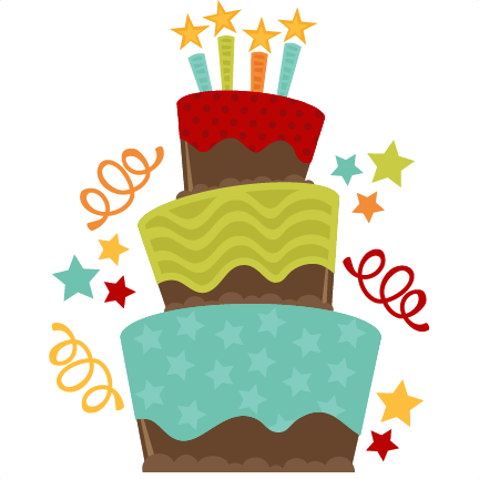 Image result for pop up cake clip art
